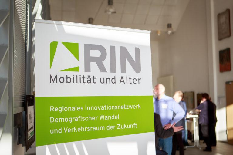 Erfolgreiche Auftaktveranstaltung: RIN Mobilität und Alter