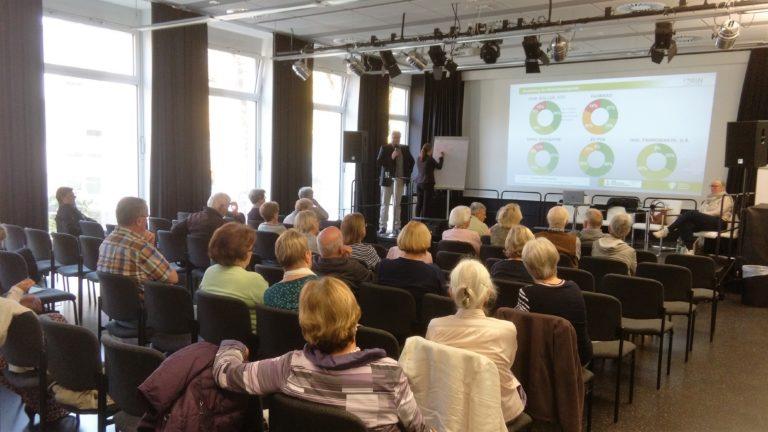 Mobilität im Alter – Workshop an der Bergischen VHS